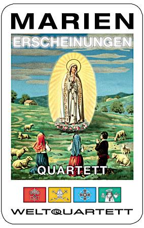 Marienerscheinungen Quartett