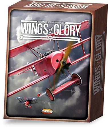 Wings of Glory -WW1- Regel- und Zubehör-Pack