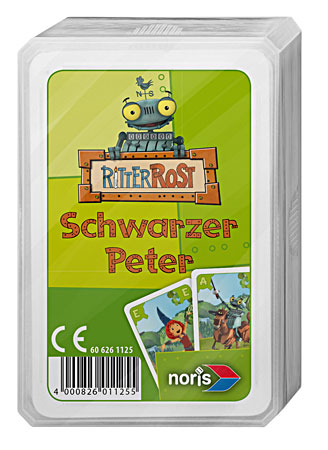 Ritter Rost - Schwarzer Peter