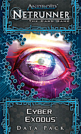 Android Netrunner Kartenspiel - Cyber Exodus (Datensatz/Genesis-Zyklus 3)