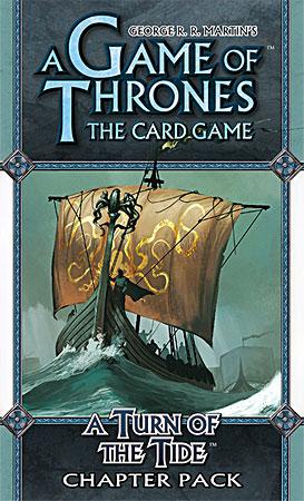 Der Eiserne Thron - Das Kartenspiel - Wendepunkt der Gezeiten