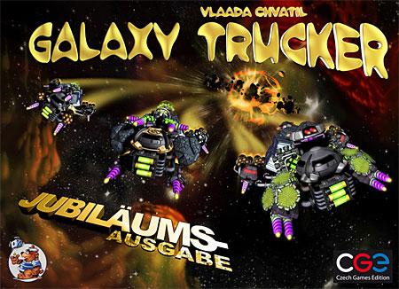 Galaxy Trucker - Jubiläumsausgabe