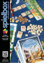 spielbox 7/2012 englische Ausgabe