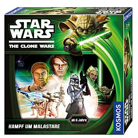 Star Wars The Clone Wars - Kampf um Malastare