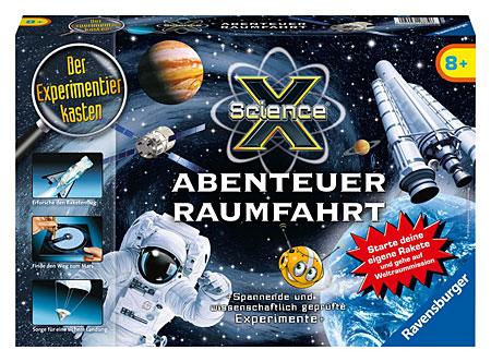 ScienceX - Abenteuer Raumfahrt