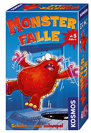 Monsterfalle Spiel