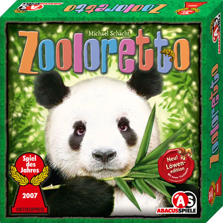 Zooloretto Löwenedition