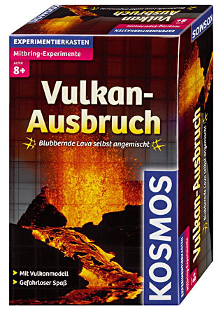 Vulkan Spiel