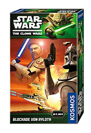 Star Wars: The Clone Wars - Blockade von Ryloth