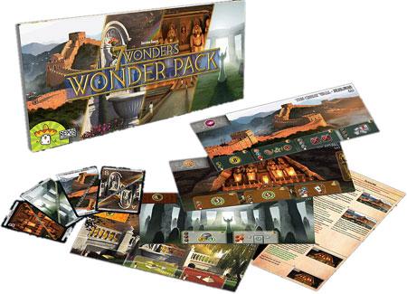 7 Wonders - Wunderpack