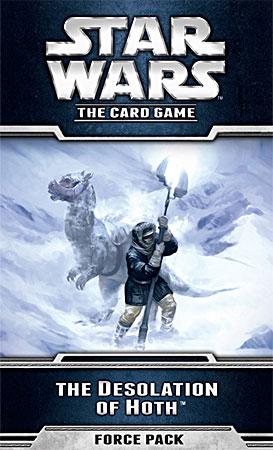 Star Wars - Das Kartenspiel - Eiswüste von Hoth (Hoth-Zyklus 1)