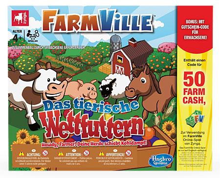 FarmVille - Das tierische Wettfuttern