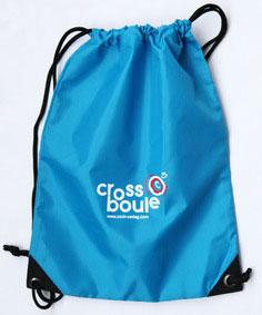 Crossboule Rucksack blau