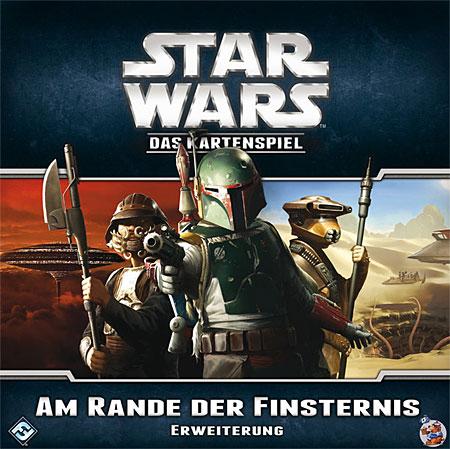 Star Wars - Das Kartenspiel - Am Rande der Finsternis Erweiterung