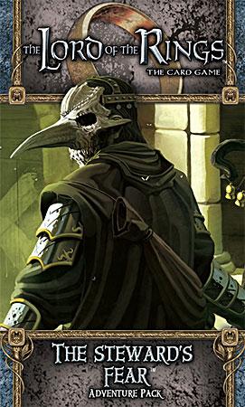 Der Herr der Ringe - Das Kartenspiel: Die Furcht des Truchsess (Gegen den Schatten 1)