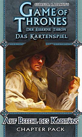 Der Eiserne Thron - Das Kartenspiel - Auf Befehl des Kapitäns