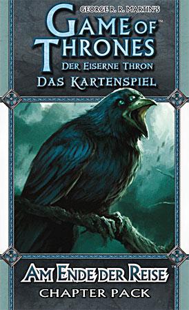 Der Eiserne Thron - Das Kartenspiel - Am Ende der Reise