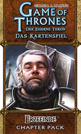 Der Eiserne Thron - Das Kartenspiel - Erzfeinde