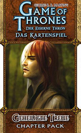 Der Eiserne Thron - Das Kartenspiel - Geheiligte Treue