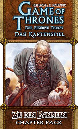 Der Eiserne Thron - Das Kartenspiel - Zu den Bannern
