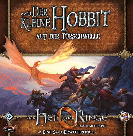 Der Herr der Ringe - Das Kartenspiel: Auf der Türschwelle (Hobbit Saga Erweiterung)