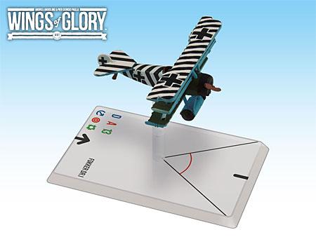 Wings of Glory -WW1- Fokker Dr.I (Kirschstein)