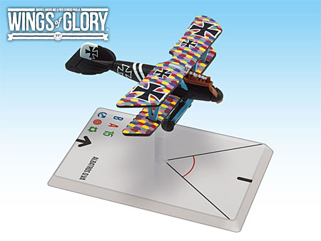 Wings of Glory -WWI- Albatros D.Va (Jacobs)