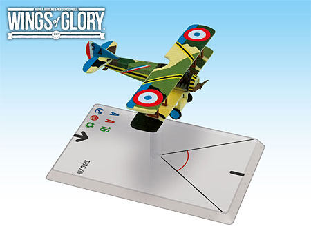 Wings of Glory -WWI- Spad XIII (Coadou)