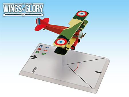 Wings of Glory -WWI- Spad XIII (Madon)