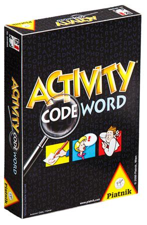 Activity Code Word