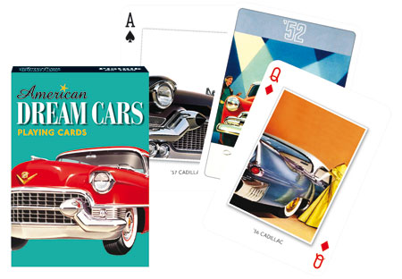 American Dream Cars Spielkarten