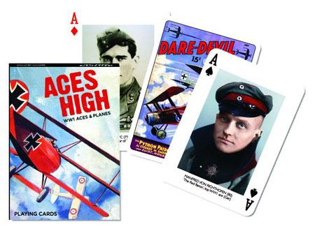 Aces High Spielkarten