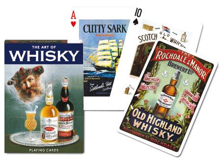Whiskey Spielkarten