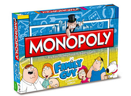 Monopoly Family Guy (engl.)