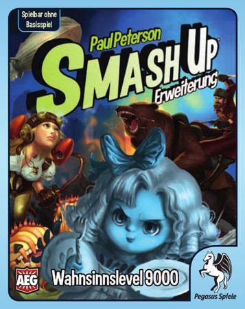 Smash Up! - Wahnsinnslevel 9000 Erweiterung (dt.)