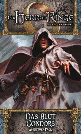 Der Herr der Ringe - Das Kartenspiel: Das Blut Gondors (Gegen den Schatten 5)