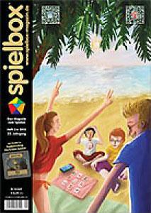 spielbox 2/2013 englische Ausgabe