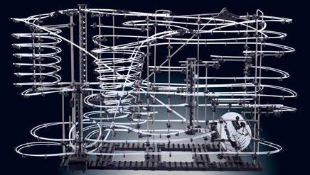 """Kugelbahn """"Spacerail"""" - Level 9"""