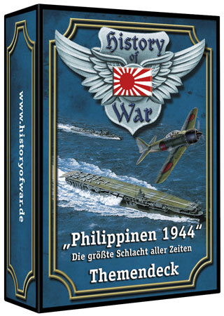 HOW: Themendeck Philippinen 1944 Achse