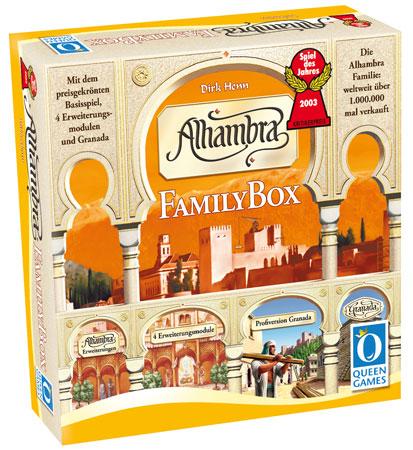 Alhambra - Family Box