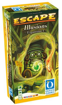 Escape - Illusions (1. Erweiterung)