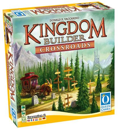 Kingdom Builder - Erweiterung 2: Crossroads