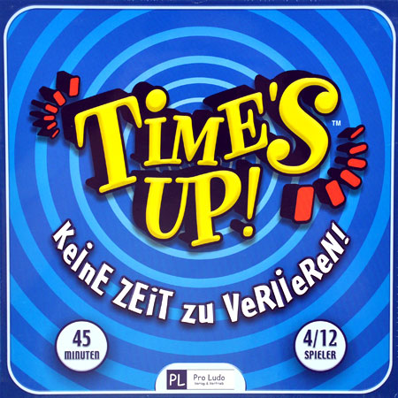 Time`s Up Big Box