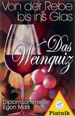 Das Weinquiz Kartenspiel