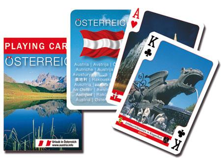 Österreich Spielkarten