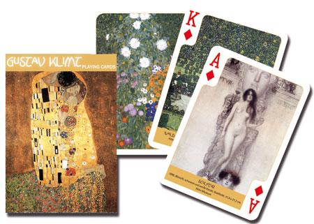 Gustav Klimt Spielkarten