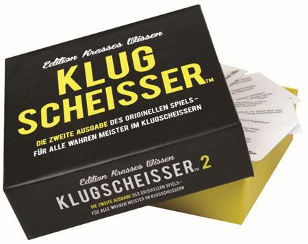 Klugscheisser 2 Edition Krasses Wissen