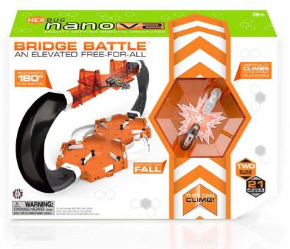 HEXBUG Nano V2 Bridge Battle