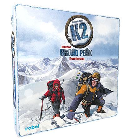 K2 inklusive Broad Peak Erweiterung