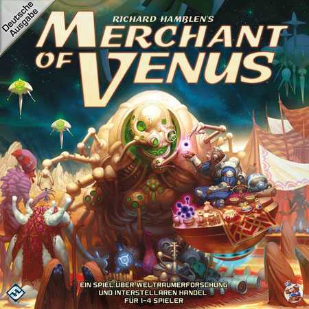 Merchant of Venus (dt.)
